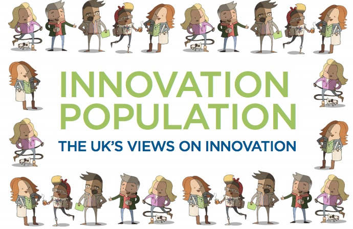 Innovation Population - the UK's views on Innovation