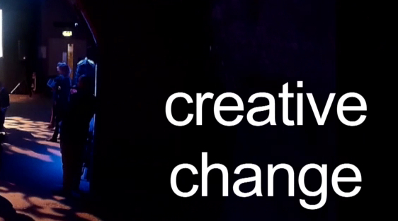 Creative Change Pilot Project - the full film (16 mins)
