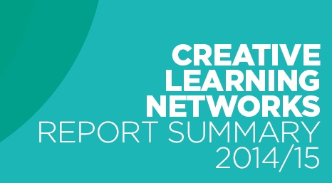 Creative Learning Networks report summary 2014-15