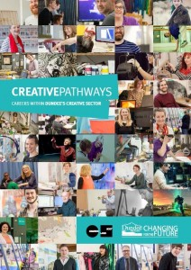 Creative Pathways - Careers within Dundee's creative sector