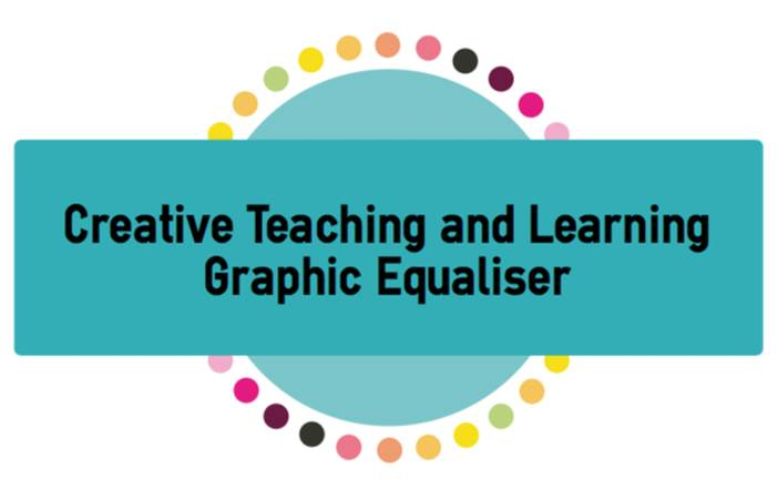 Creative Teaching and Learning Graphic Equaliser Tool