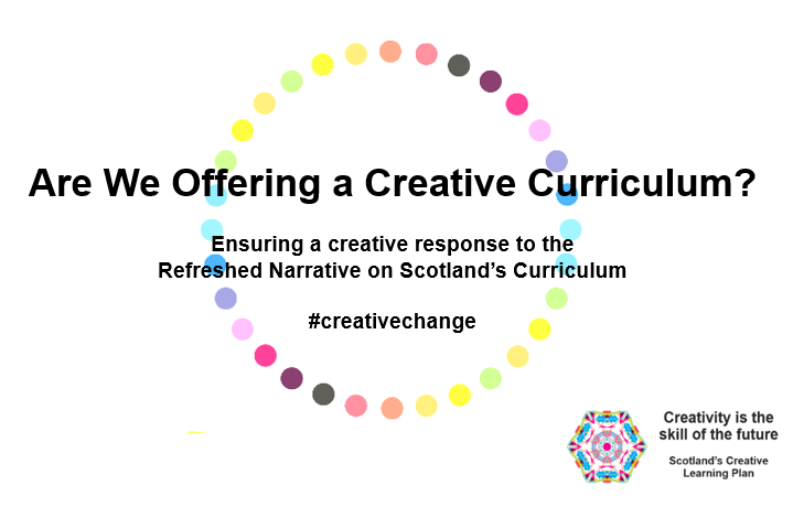 Are we offering a creative curriculum? - Activities