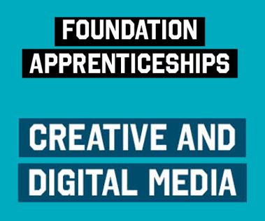 Foundation Apprenticeships in Creative and Digital Media