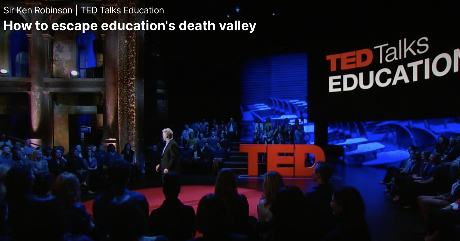 How to escape education's Death Valley
