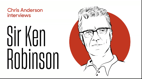 The TED Interview: Sir Ken Robinson (still) wants an education revolution